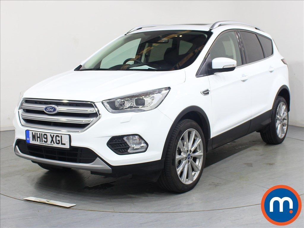 Ford Kuga Titanium X Edition - Stock Number 1065764 Passenger side front corner