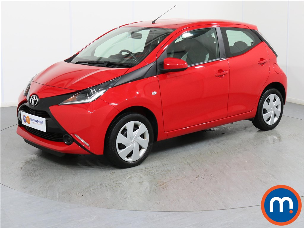 Toyota Aygo X-Play - Stock Number 1063921 Passenger side front corner