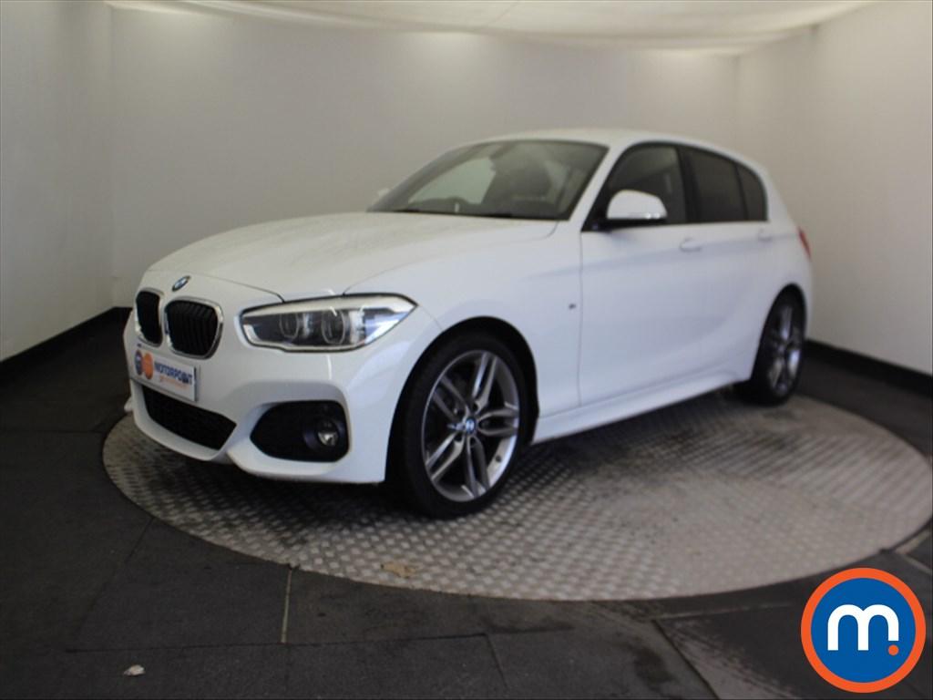 BMW 1 Series M Sport - Stock Number 1066294 Passenger side front corner