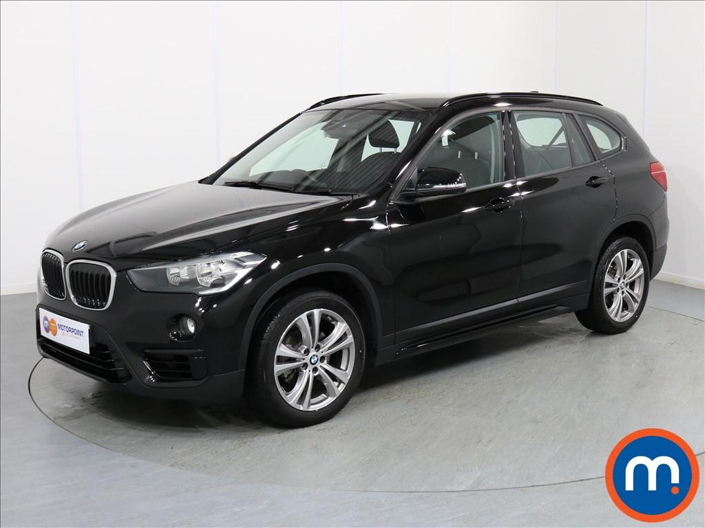 BMW X1 Sport - Stock Number 1063747 Passenger side front corner