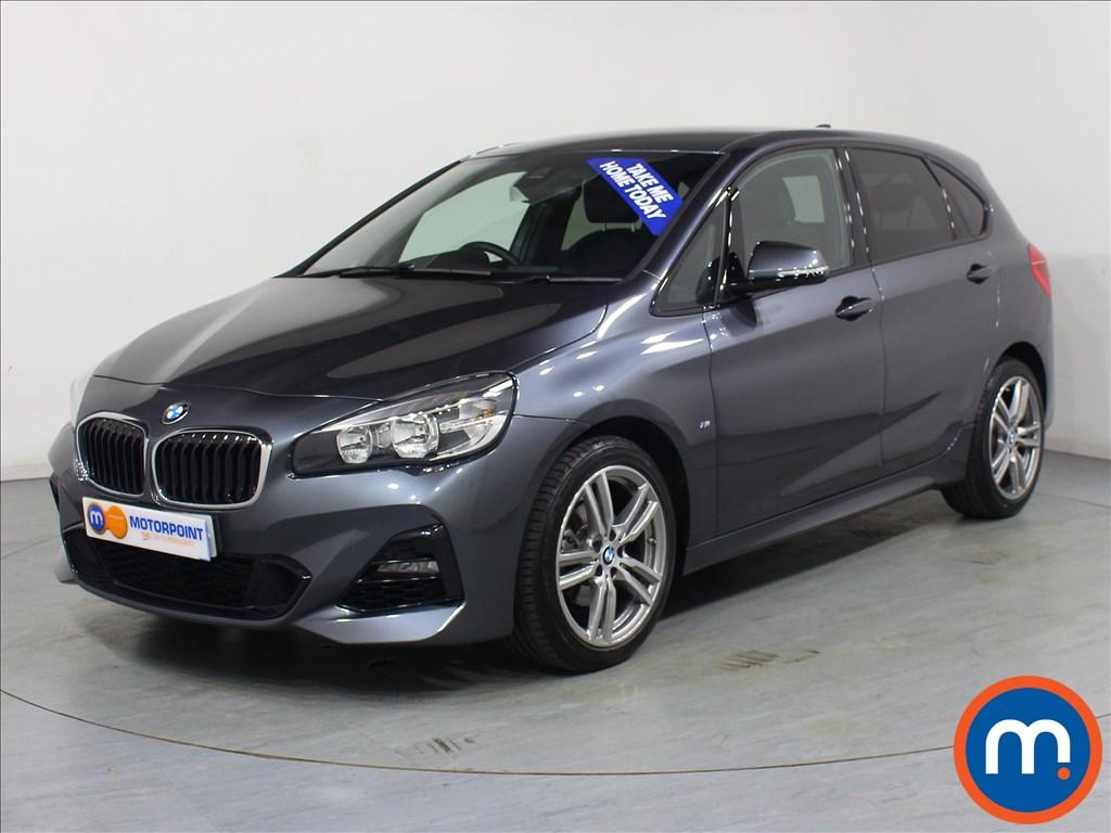 BMW 2 Series M Sport - Stock Number 1065015 Passenger side front corner