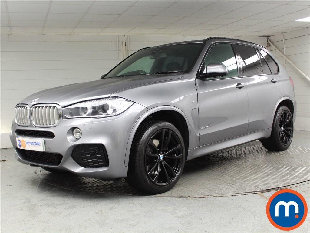 BMW X5 M Sport - Stock Number 1059943 Passenger side front corner