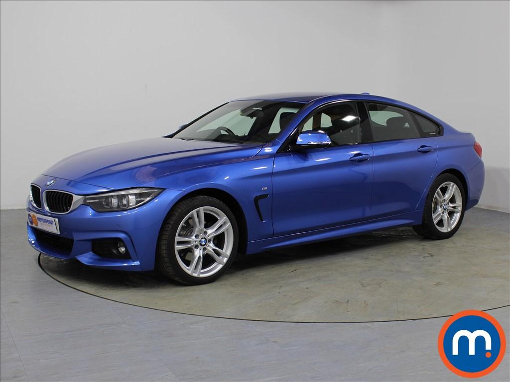 BMW 4 Series M Sport - Stock Number 1063324 Passenger side front corner