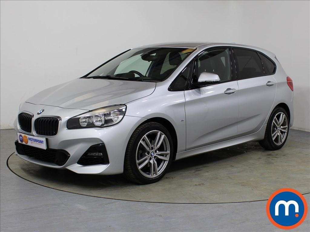 BMW 2 Series M Sport - Stock Number 1064772 Passenger side front corner