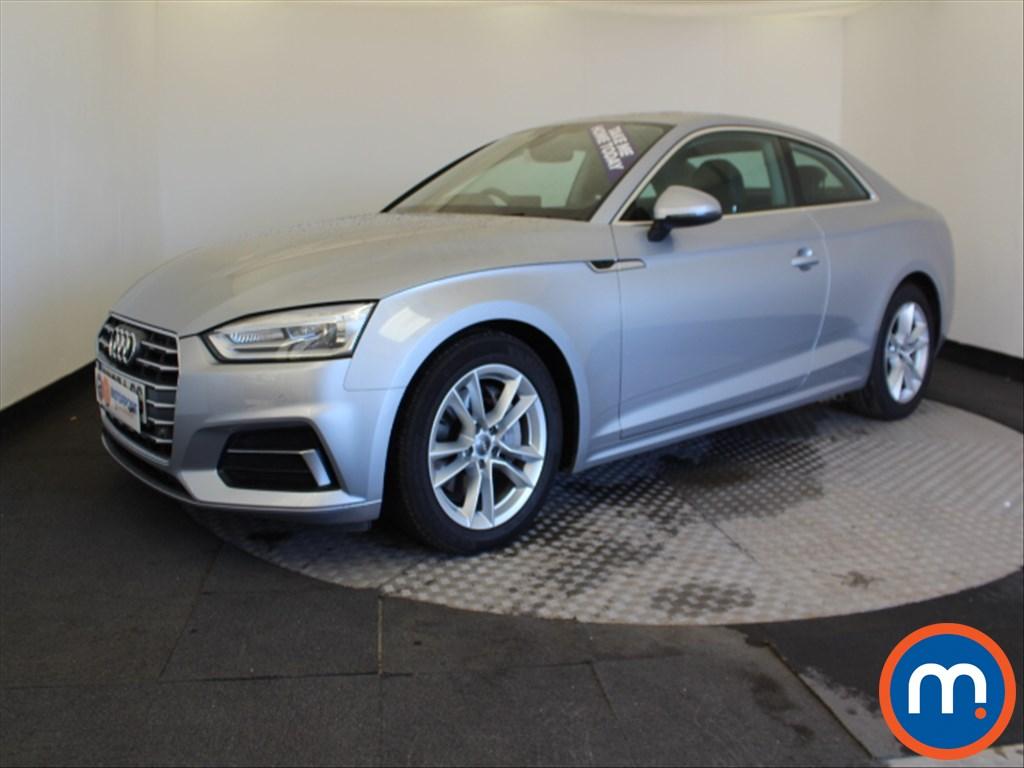 Audi A5 Sport - Stock Number 1065666 Passenger side front corner