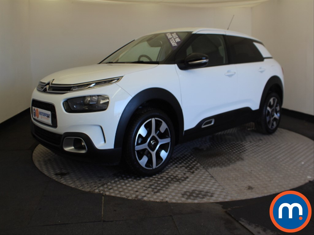 Citroen C4 Cactus Flair - Stock Number 1061584 Passenger side front corner