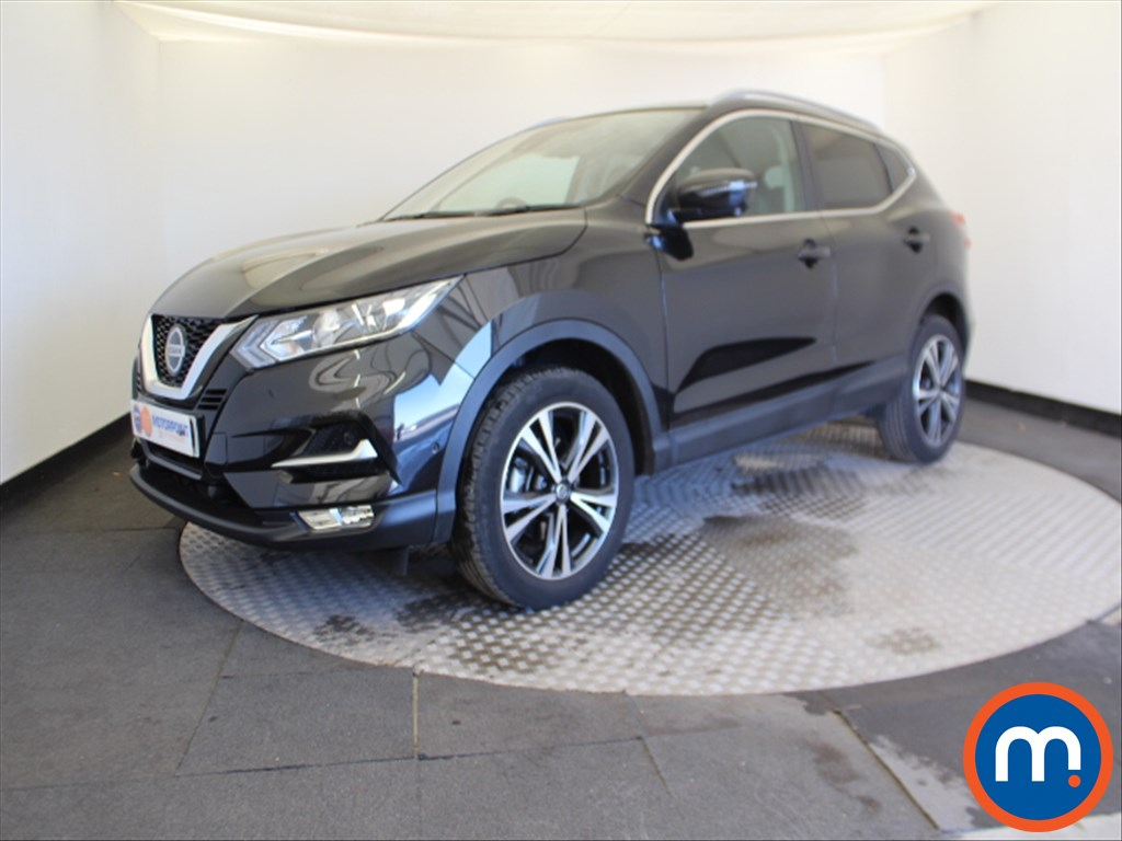 Nissan Qashqai N-Connecta - Stock Number 1065395 Passenger side front corner