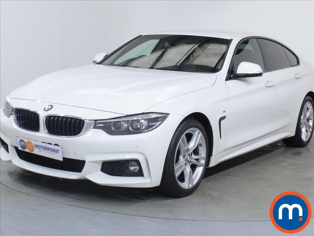 BMW 4 Series M Sport - Stock Number 1066696 Passenger side front corner