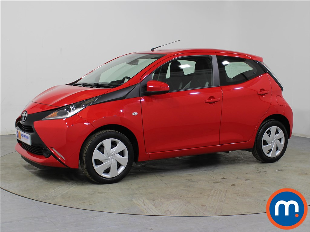 Toyota Aygo X-Play - Stock Number 1063142 Passenger side front corner