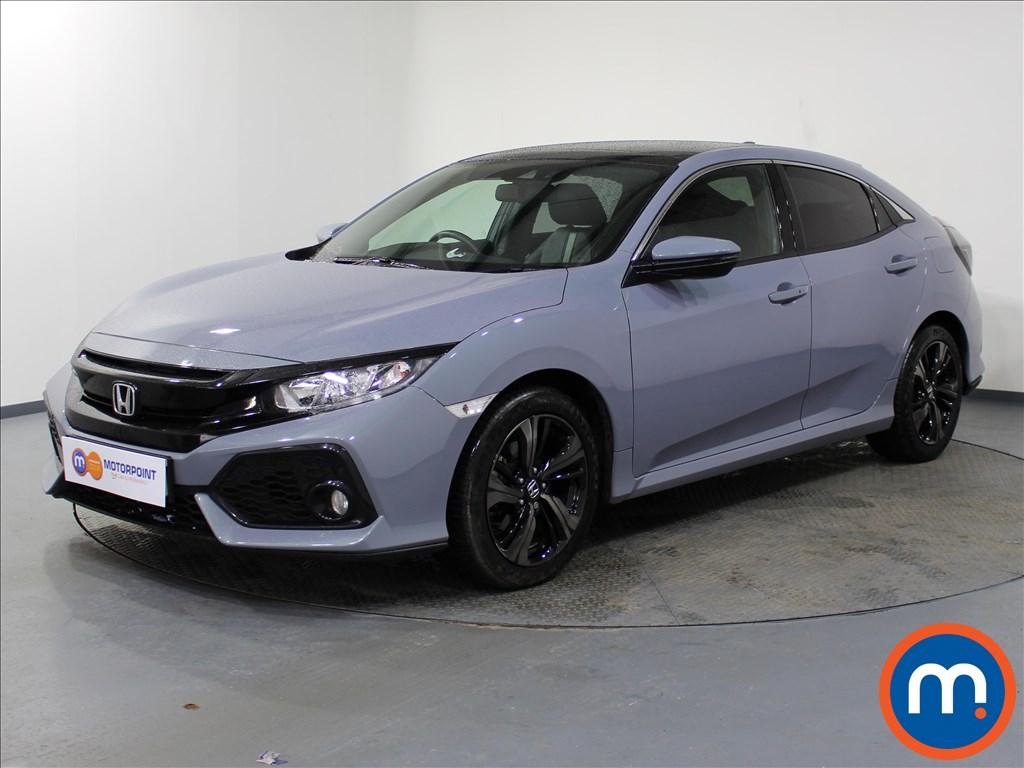 Honda Civic EX - Stock Number 1061746 Passenger side front corner