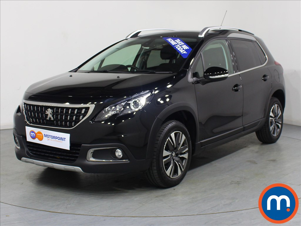 Peugeot 2008 Allure - Stock Number 1066405 Passenger side front corner