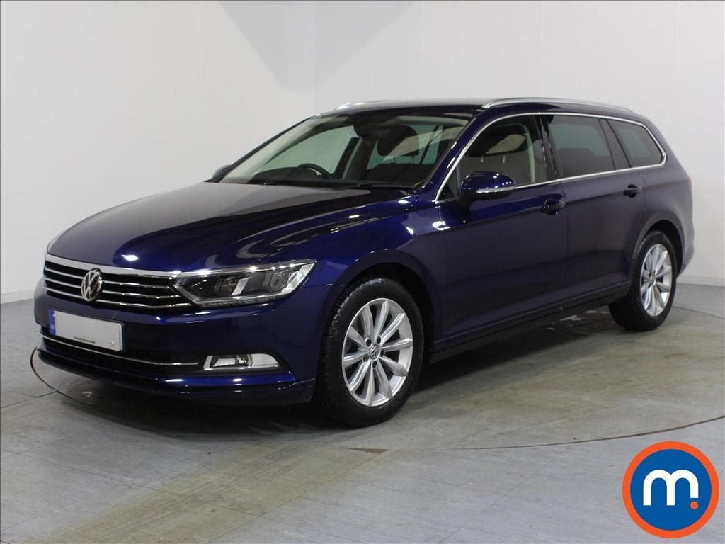 Volkswagen Passat SE Business - Stock Number 1060012 Passenger side front corner
