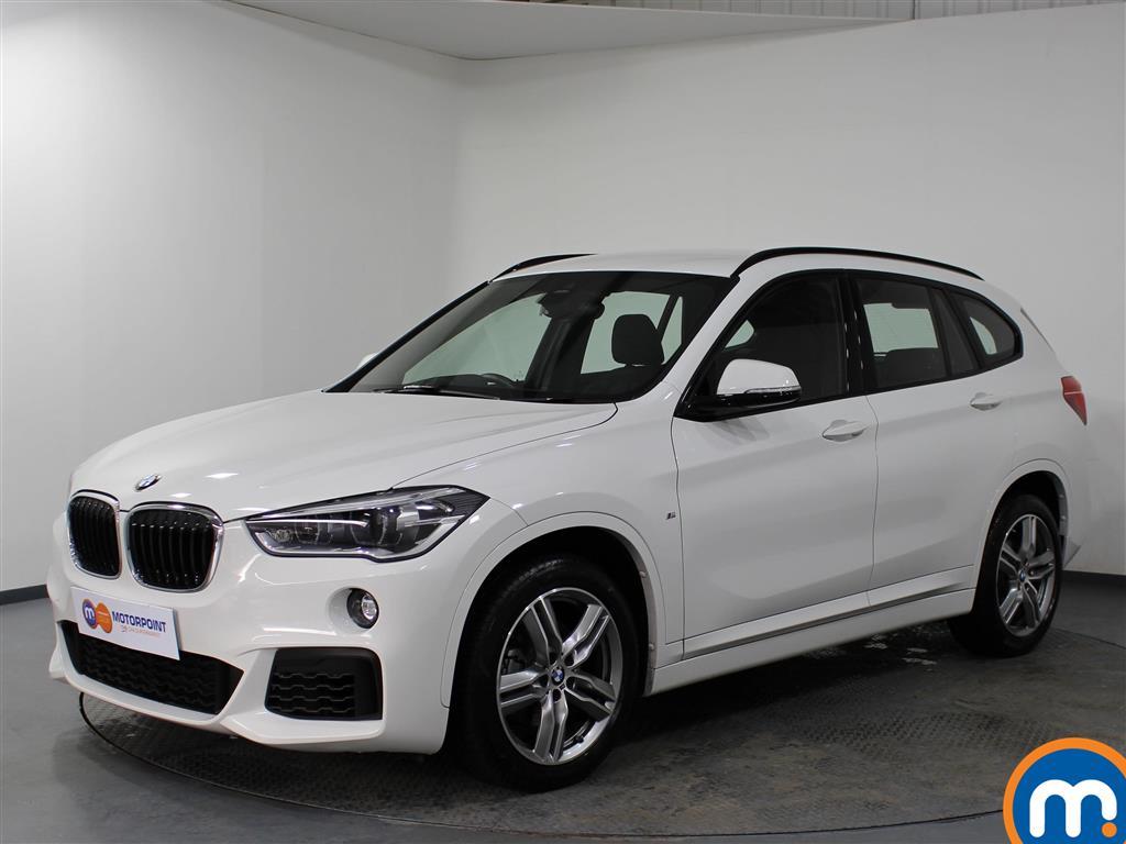 BMW X1 M Sport - Stock Number 1062087 Passenger side front corner