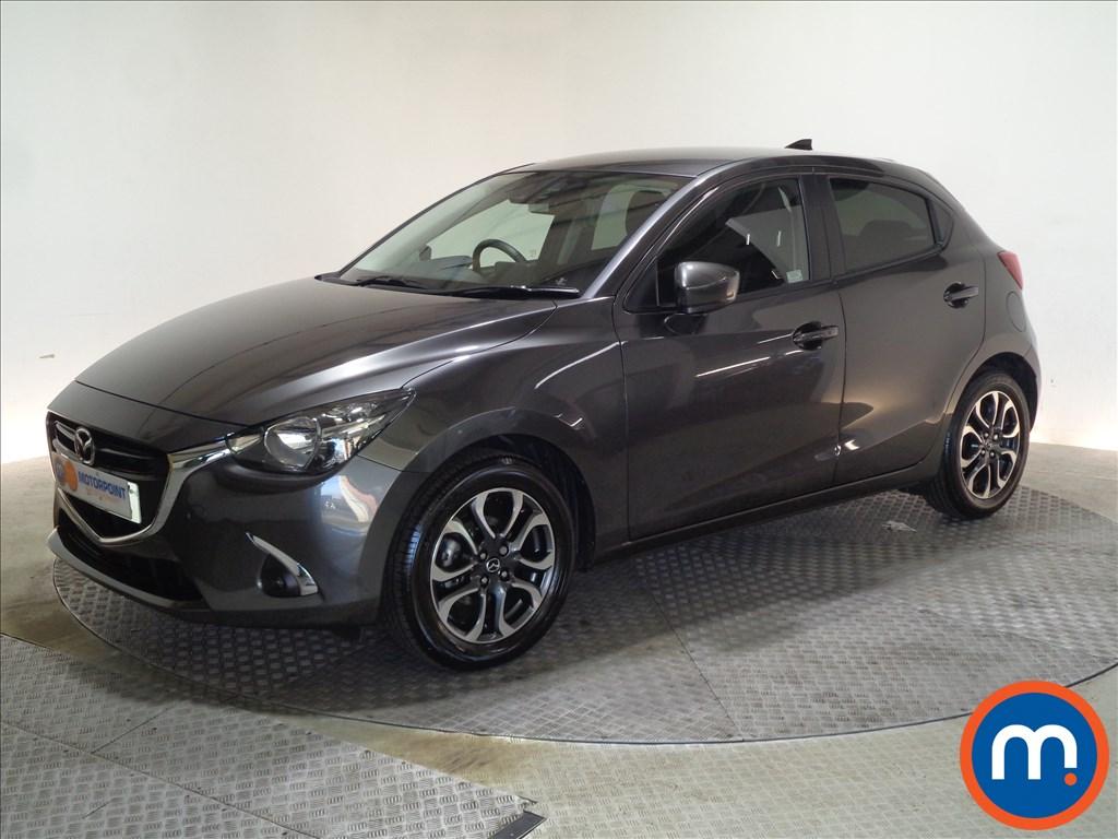 Mazda 2 Sport Nav-Plus - Stock Number 1066775 Passenger side front corner