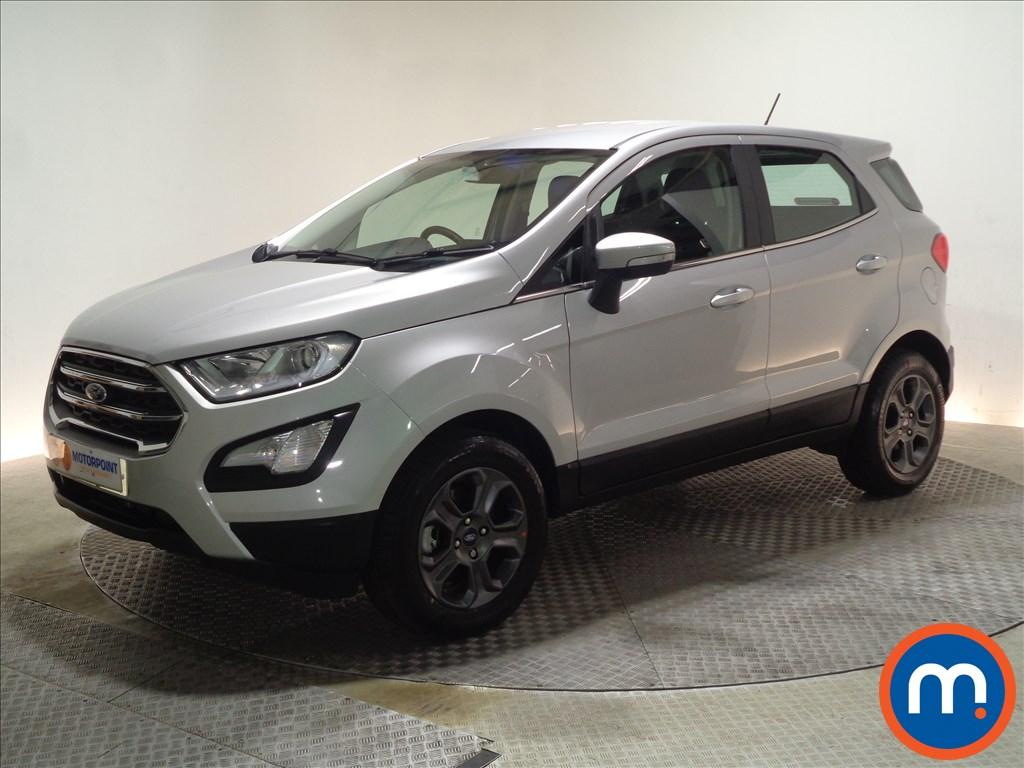Ford Ecosport Zetec - Stock Number 1067673 Passenger side front corner