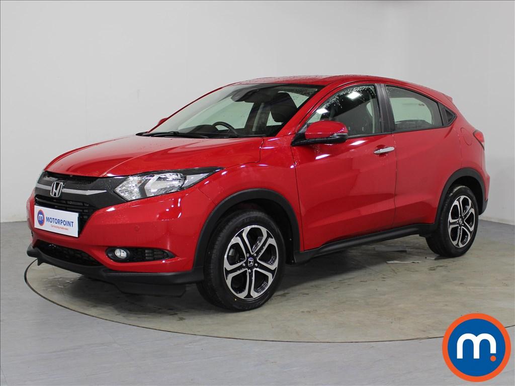 Honda Hr-V SE - Stock Number 1064283 Passenger side front corner