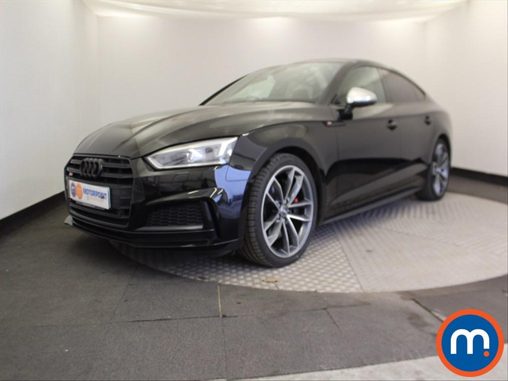 Audi A5 S5 - Stock Number 1067058 Passenger side front corner
