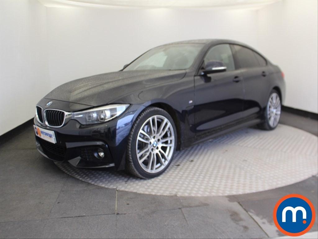 BMW 4 Series M Sport - Stock Number 1067260 Passenger side front corner