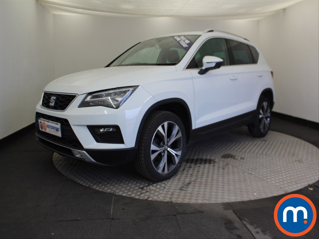 Seat Ateca SE Technology - Stock Number 1065795 Passenger side front corner