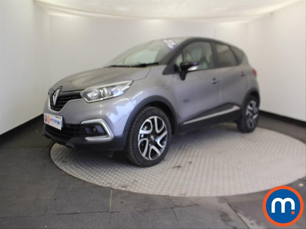 Renault Captur Iconic - Stock Number 1065482 Passenger side front corner