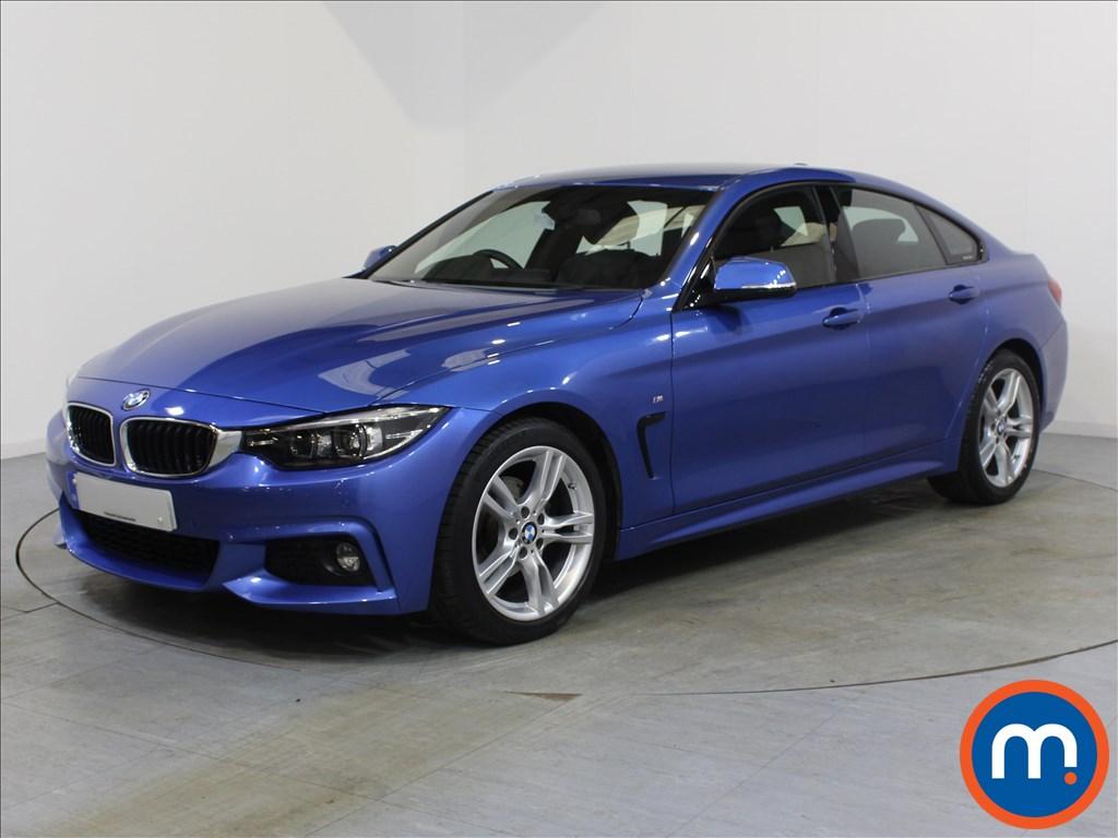 BMW 4 Series M Sport - Stock Number 1059555 Passenger side front corner