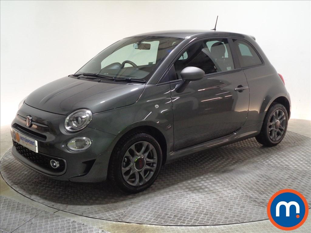 Fiat 500 S - Stock Number 1063436 Passenger side front corner