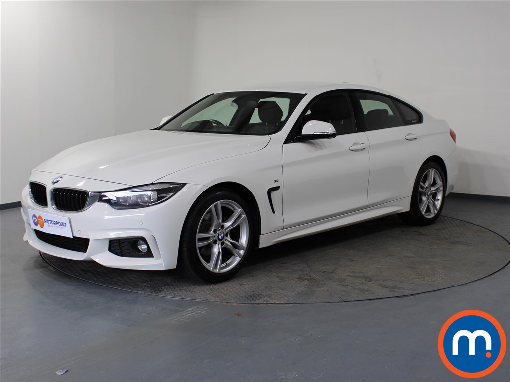 BMW 4 Series M Sport - Stock Number 1066446 Passenger side front corner