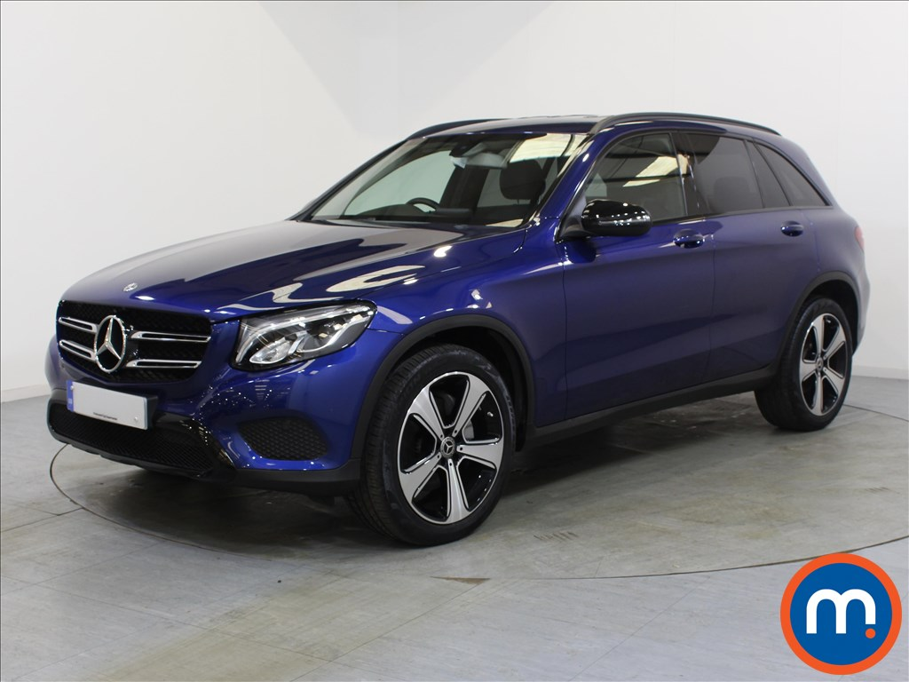 Mercedes-Benz GLC Urban Edition - Stock Number 1066428 Passenger side front corner
