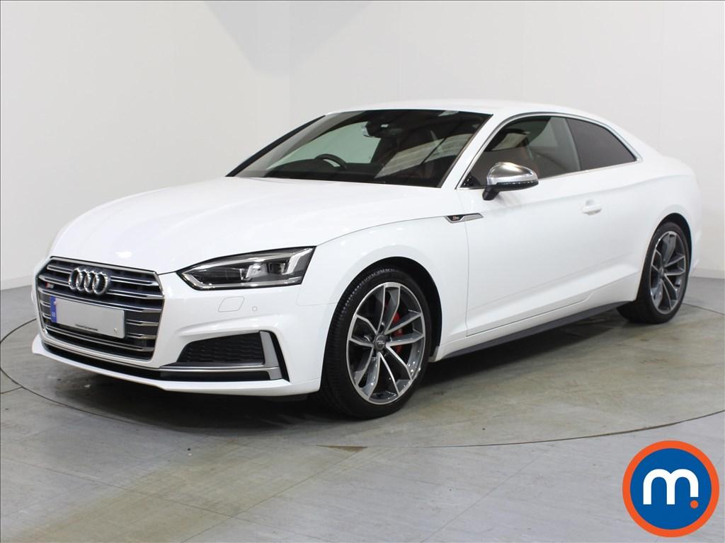 Audi A5 S5 - Stock Number 1063308 Passenger side front corner
