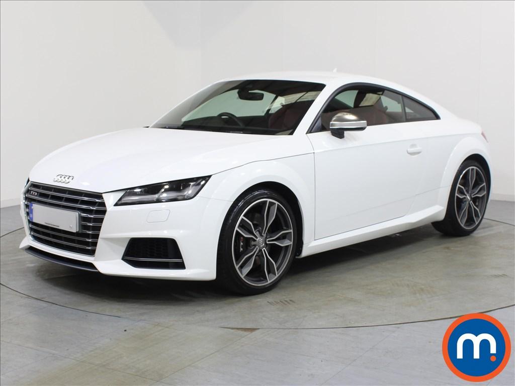 Audi TT TTS - Stock Number 1066233 Passenger side front corner