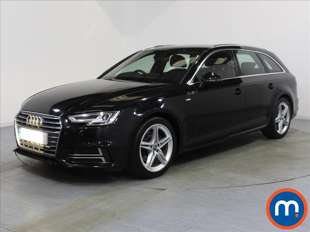 Audi A4 S Line - Stock Number 1066226 Passenger side front corner