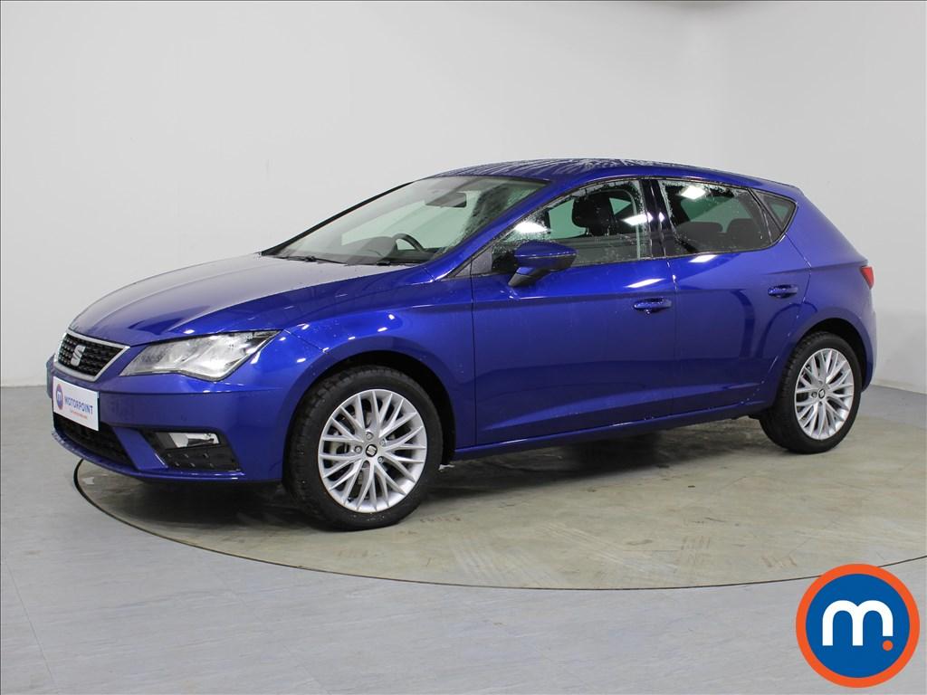 Seat Leon SE Dynamic - Stock Number 1067502 Passenger side front corner