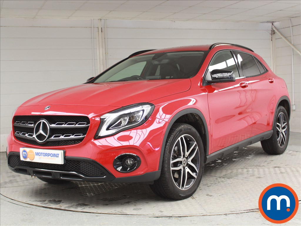 Mercedes-Benz Gla Class Urban Edition - Stock Number 1066971 Passenger side front corner