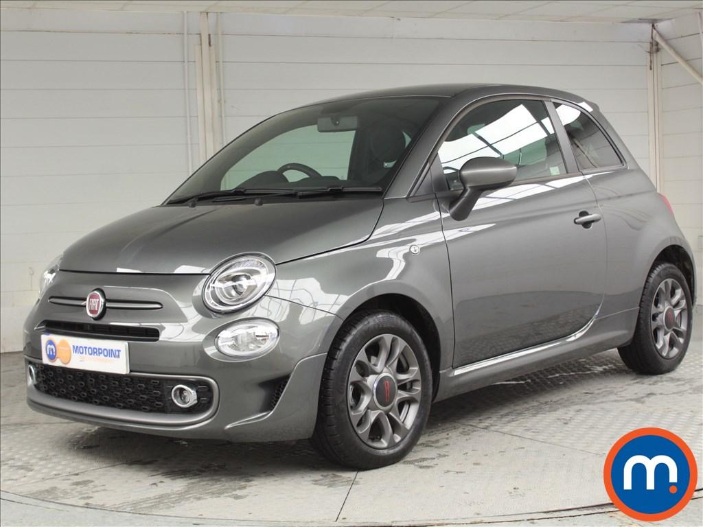 Fiat 500 S - Stock Number 1064002 Passenger side front corner