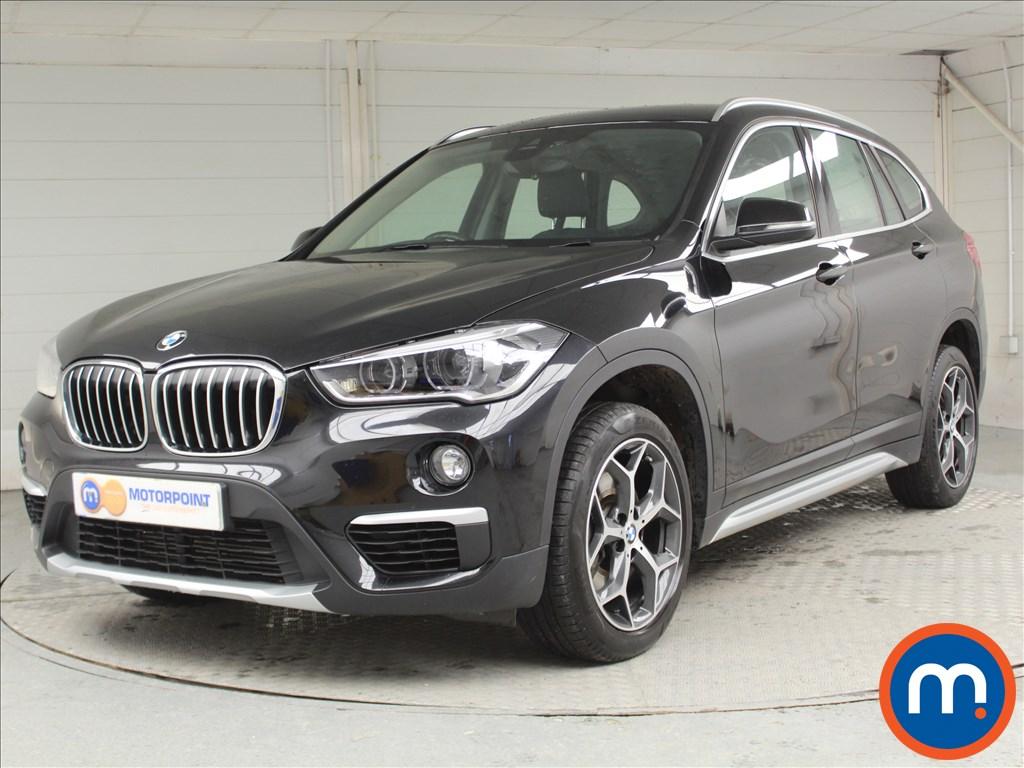 BMW X1 xLine - Stock Number 1063643 Passenger side front corner