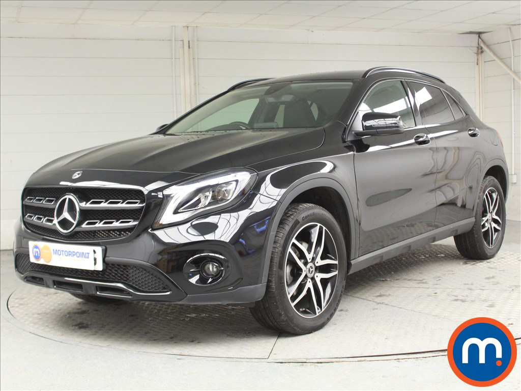 Mercedes-Benz Gla Class Urban Edition - Stock Number 1063879 Passenger side front corner