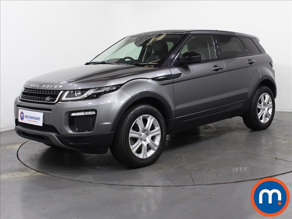 Land Rover Range Rover Evoque SE Tech - Stock Number 1063691 Passenger side front corner