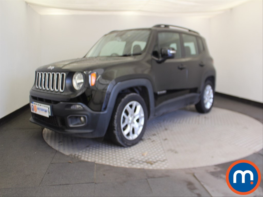 Jeep Renegade Longitude - Stock Number 1065856 Passenger side front corner