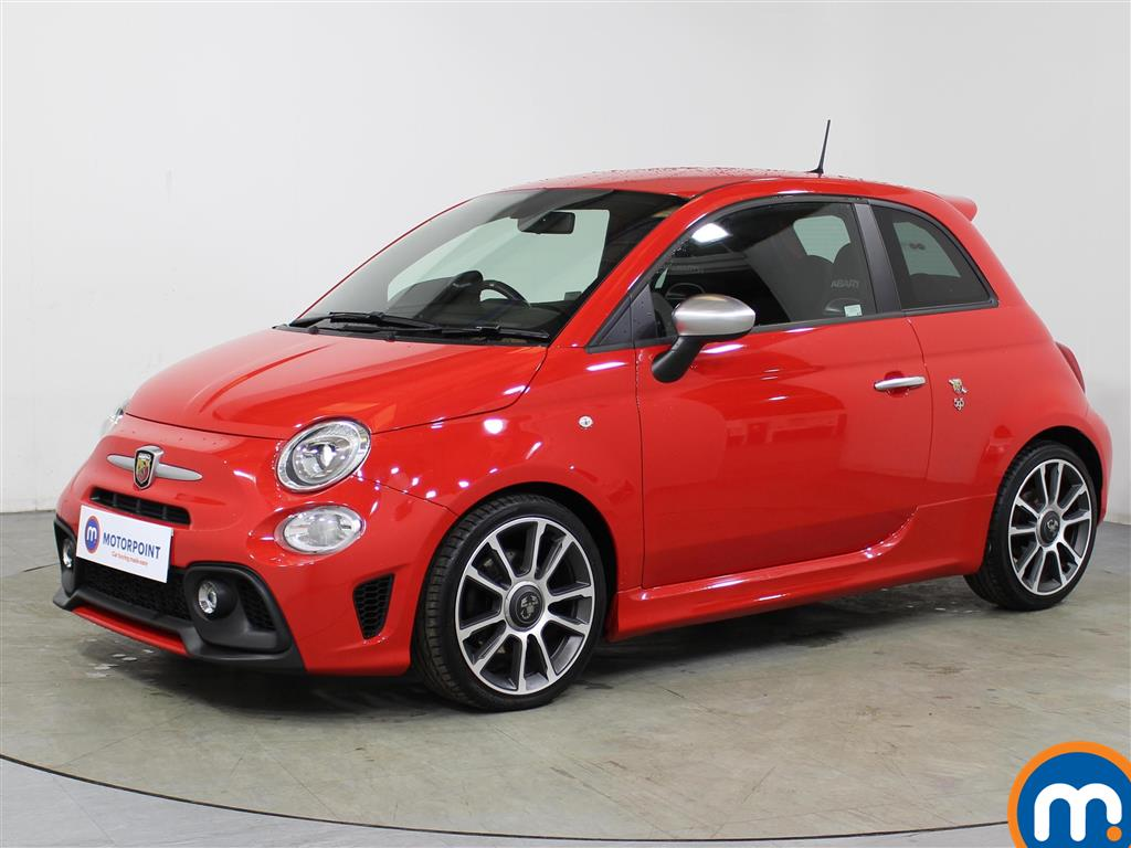 Abarth 595 Turismo - Stock Number 1062546 Passenger side front corner