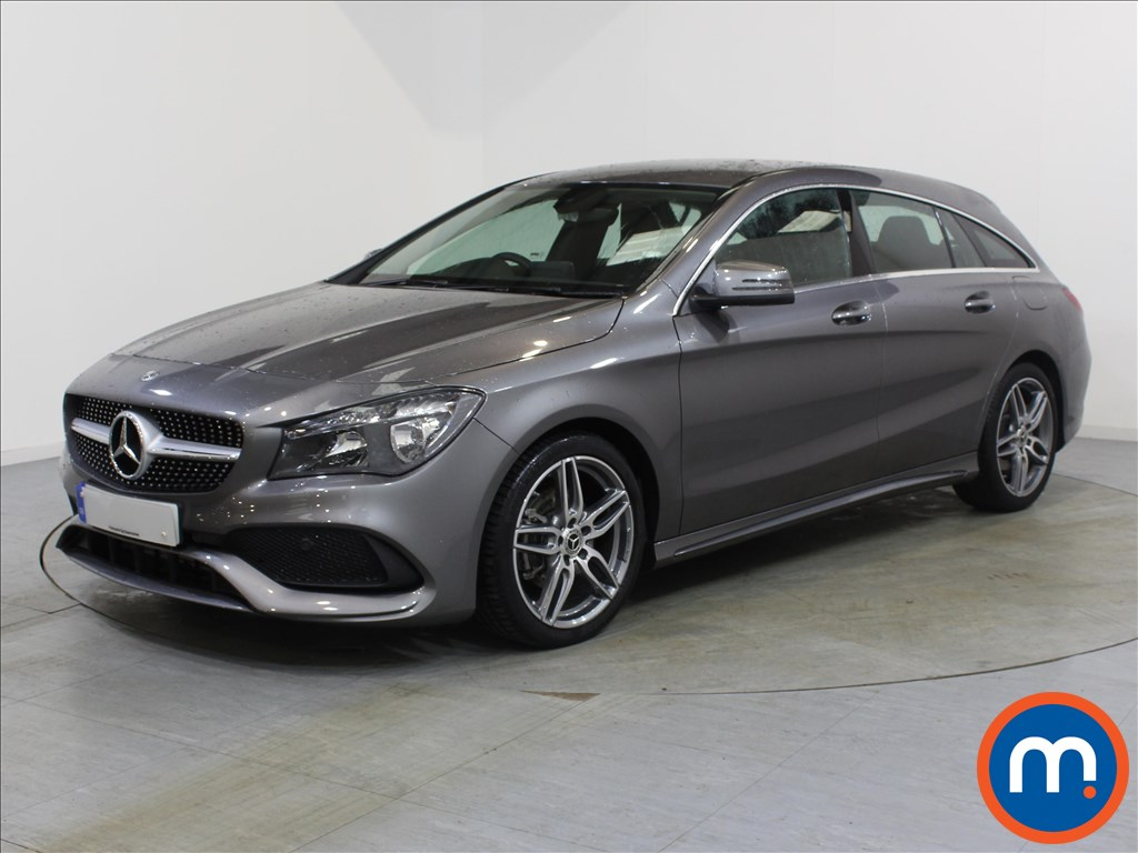 Mercedes-Benz Cla Class AMG Line Edtion - Stock Number 1059472 Passenger side front corner