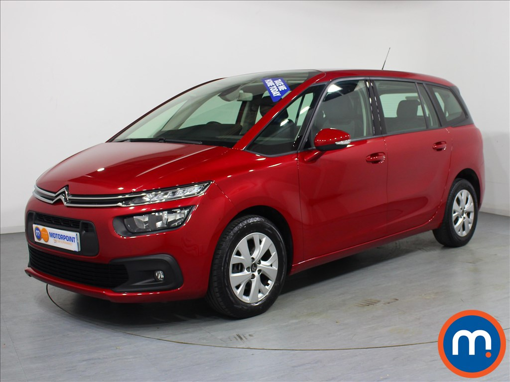 Citroen Grand C4 Spacetourer Touch Edition - Stock Number 1065365 Passenger side front corner