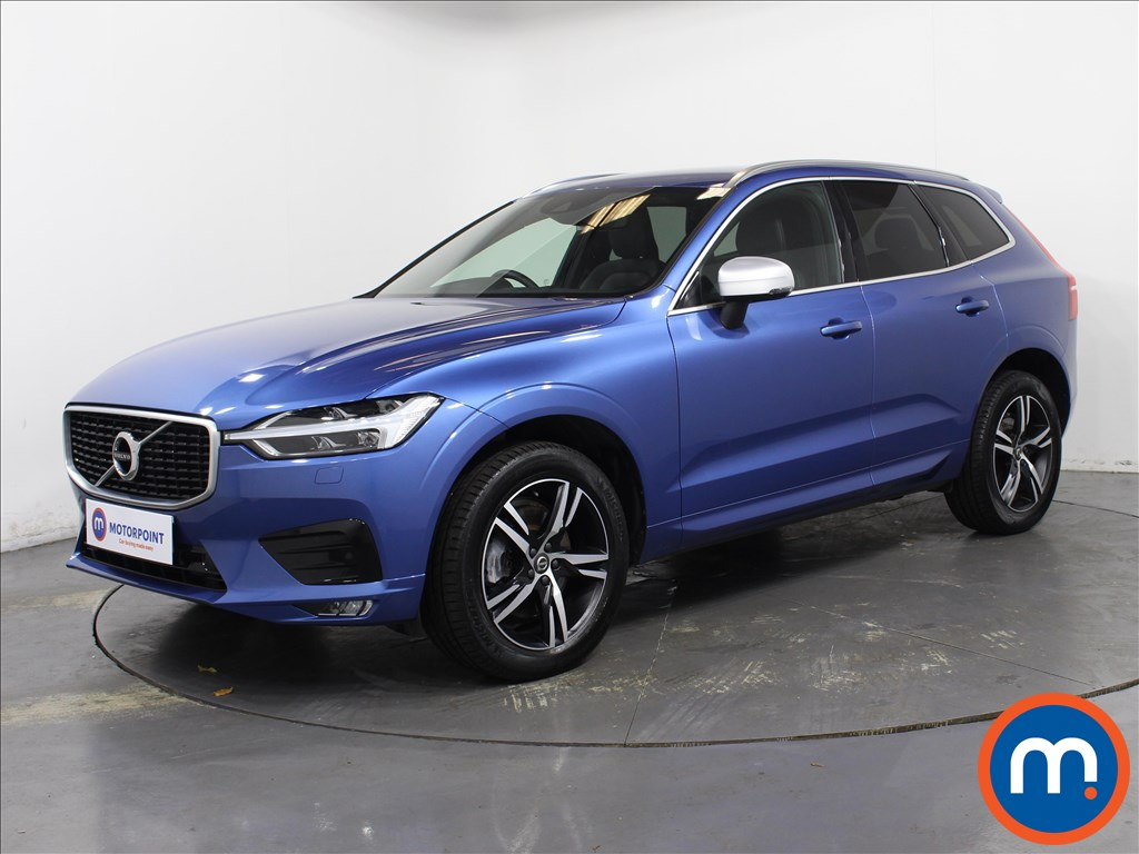 Volvo Xc60 R DESIGN - Stock Number 1045922 Passenger side front corner