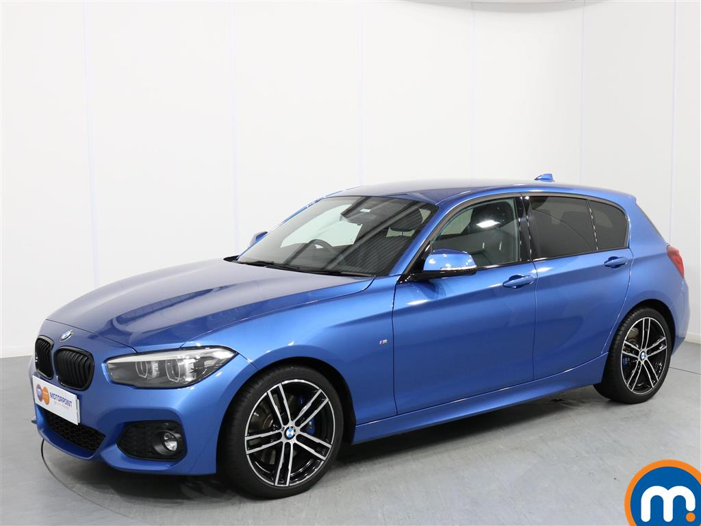 BMW 1 Series M Sport Shadow Edition - Stock Number 1065028 Passenger side front corner
