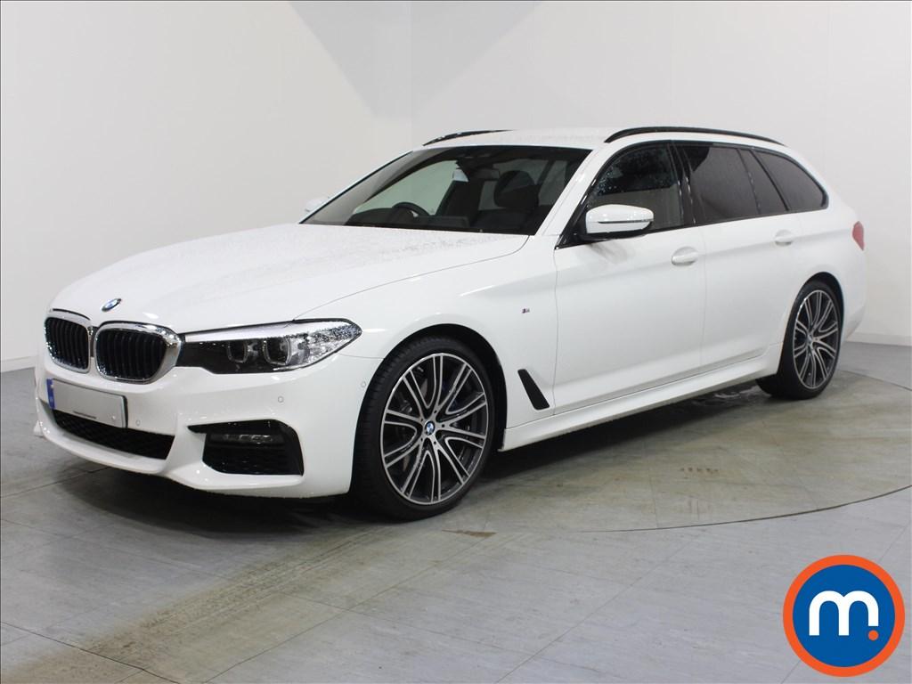 BMW 5 Series M Sport - Stock Number 1062157 Passenger side front corner