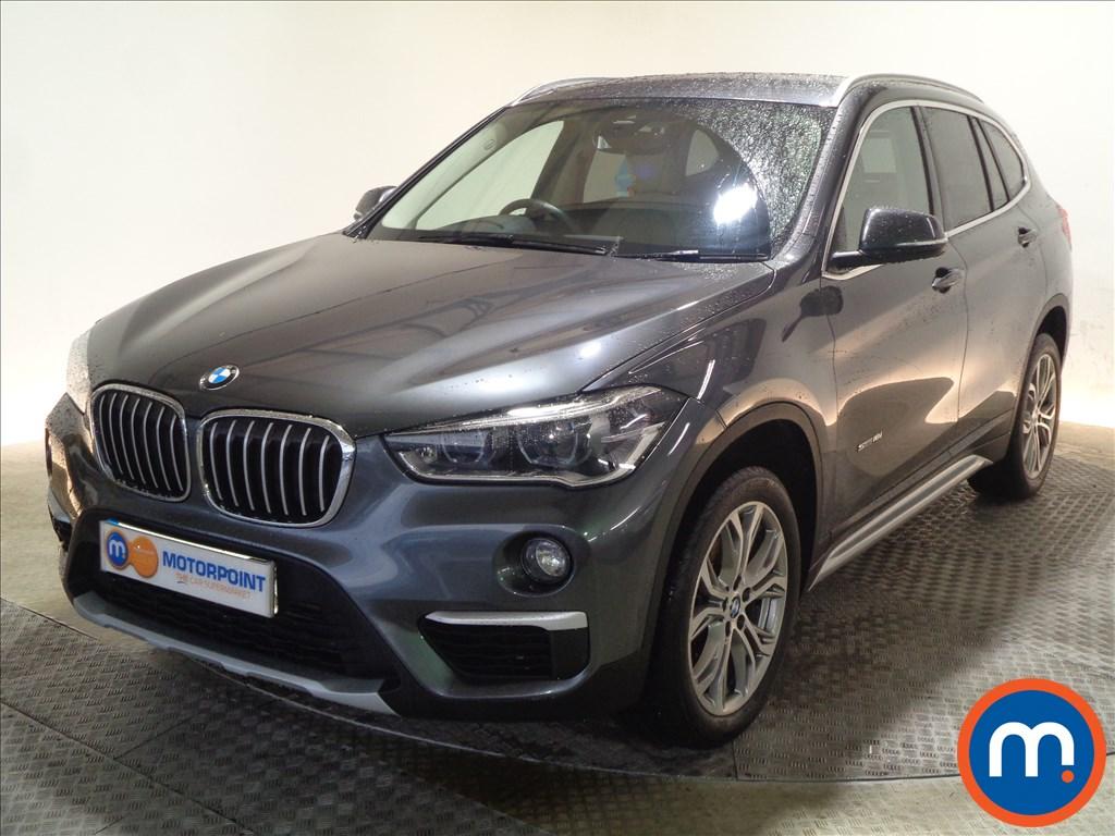 BMW X1 xLine - Stock Number 1066739 Passenger side front corner