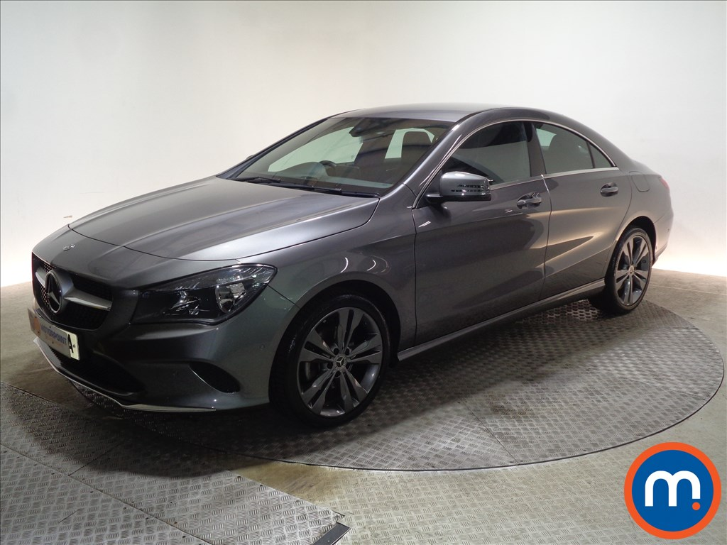 Mercedes-Benz Cla Class Sport - Stock Number 1066999 Passenger side front corner