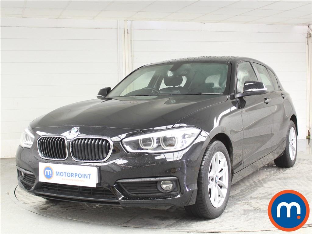 BMW 1 Series SE Business - Stock Number 1063764 Passenger side front corner