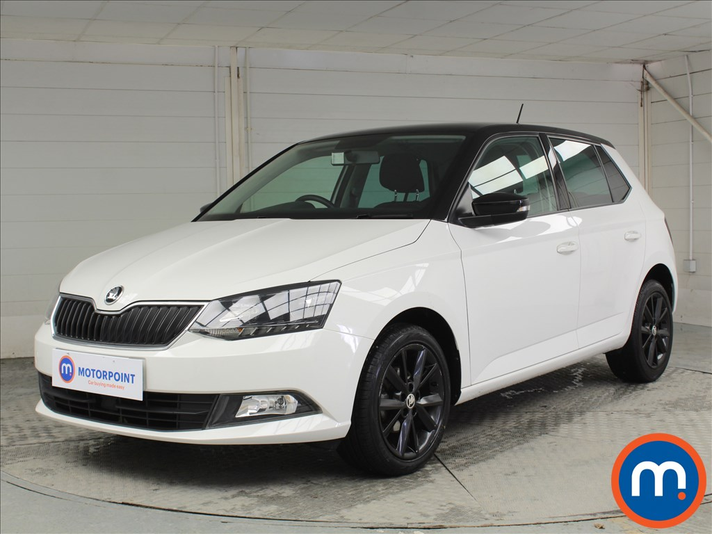 Skoda Fabia Colour Edition - Stock Number 1065786 Passenger side front corner