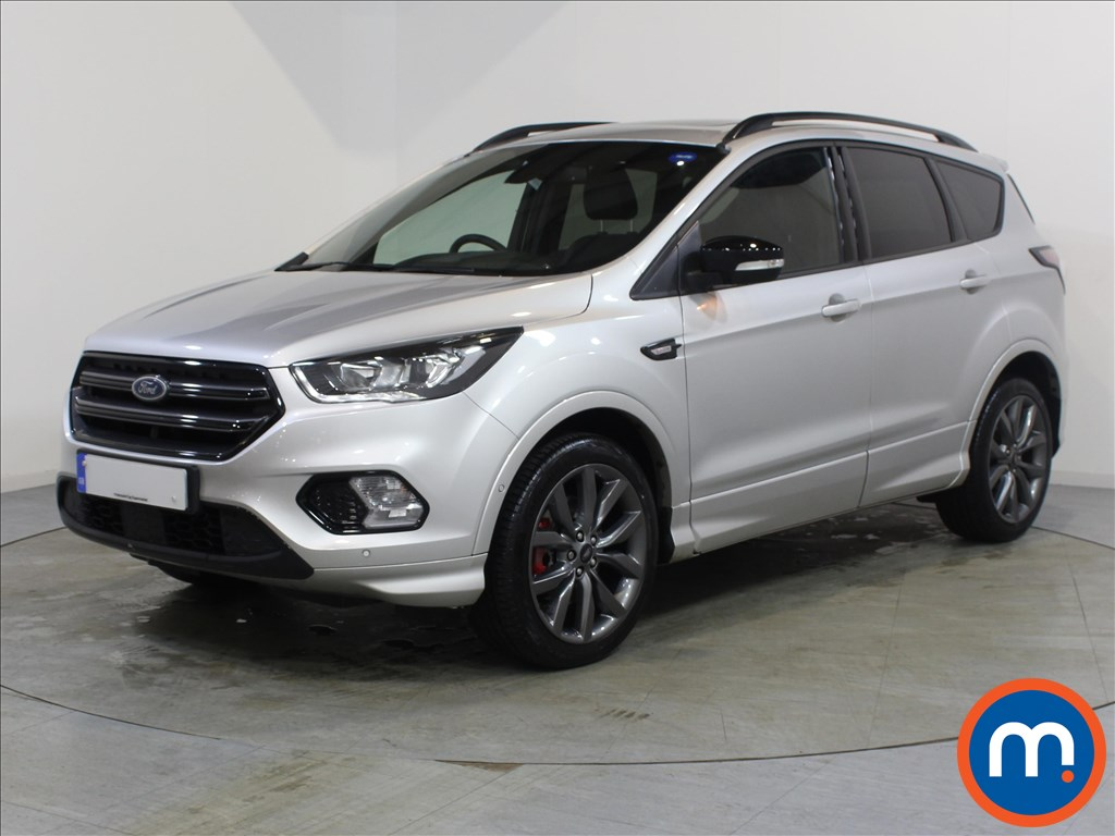 Ford Kuga ST-Line Edition - Stock Number 1056107 Passenger side front corner