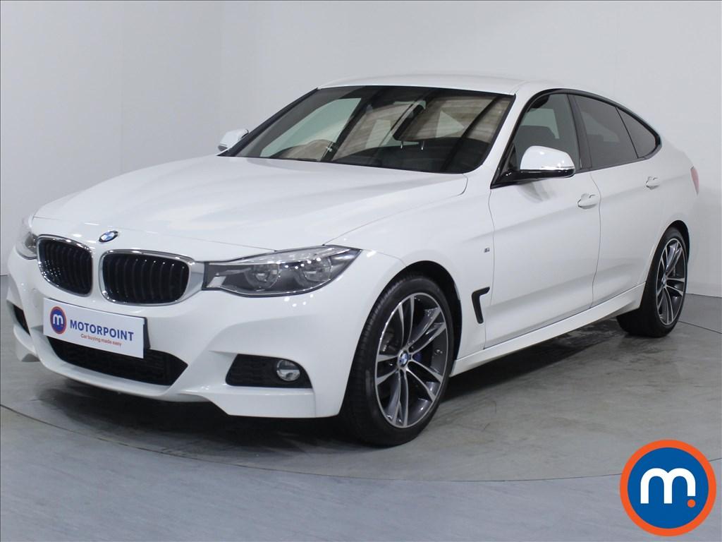 BMW 3 Series M Sport - Stock Number 1065230 Passenger side front corner